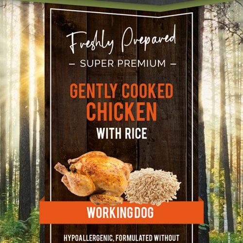 Working Dog Chicken Rice